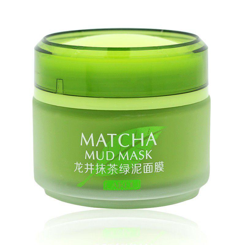 Mặt nạ trà xanh Matcha mud mask