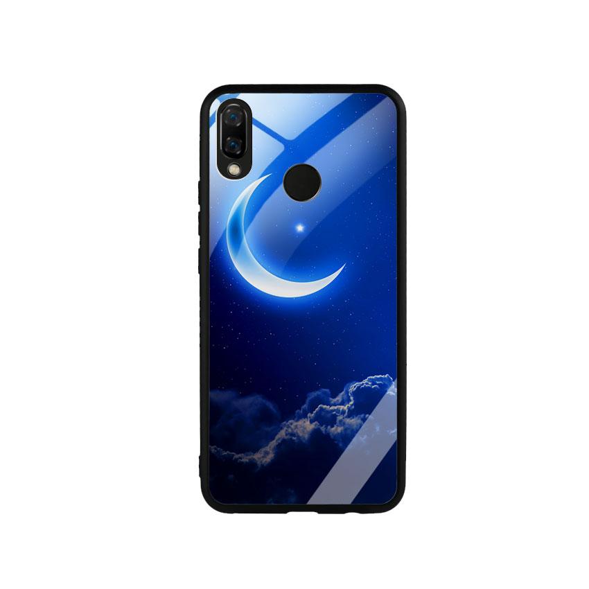 Ốp Lưng Kính Cường Lực cho điện thoại Huawei Nova 3i -  0220 MOON01