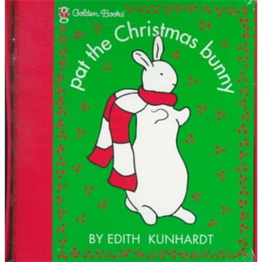 Pat the Christmas Bunny(Pat the Bunny) - 1229326 , 9128352171320 , 62_5247259 , 199000 , Pat-the-Christmas-BunnyPat-the-Bunny-62_5247259 , tiki.vn , Pat the Christmas Bunny(Pat the Bunny)