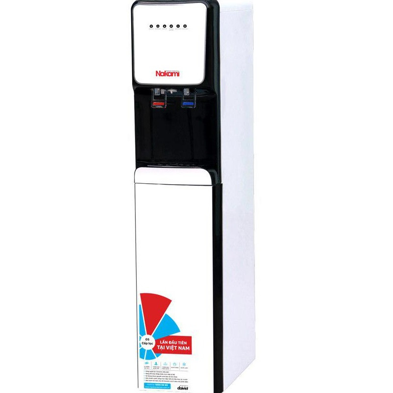 Máy Lọc Nước RO Nóng Lạnh Cao Cấp NAKAMI NKW-0009C - Hàng Chính Hãng
