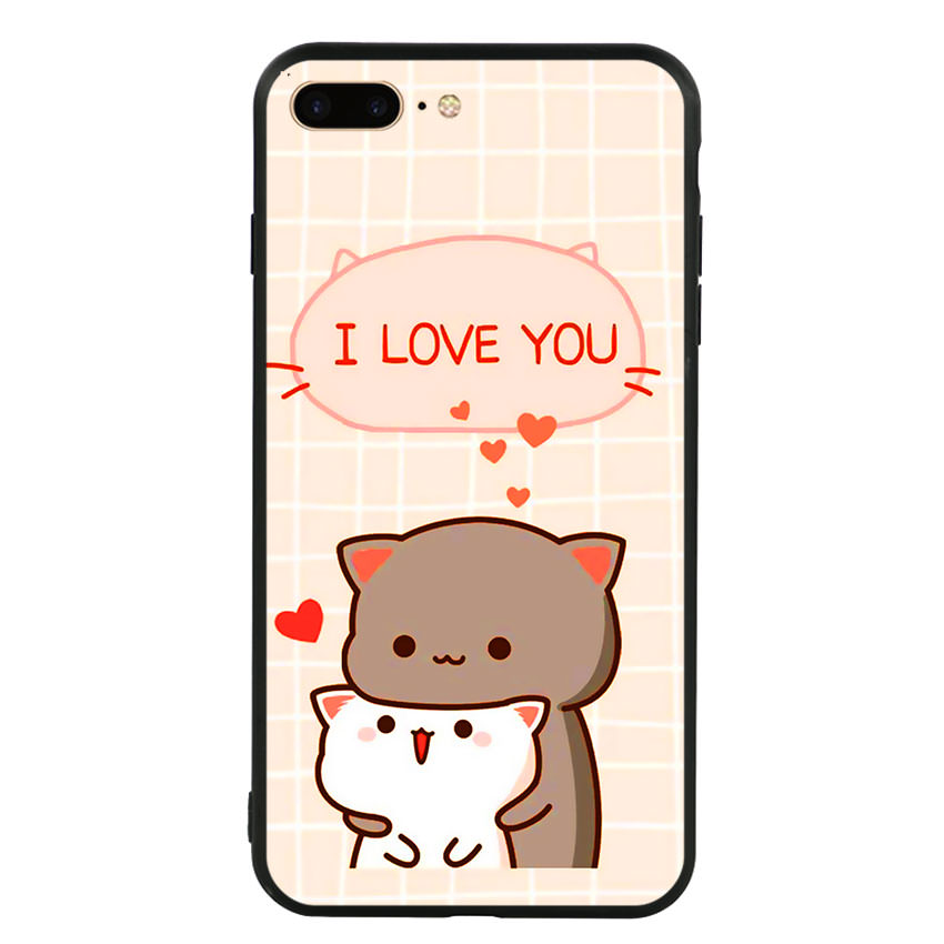 Ốp lưng nhựa cứng viền dẻo TPU cho điện thoại Iphone 7 Plus/8 Plus - I Love U - 9531016 , 6835459059767 , 62_19546755 , 125000 , Op-lung-nhua-cung-vien-deo-TPU-cho-dien-thoai-Iphone-7-Plus-8-Plus-I-Love-U-62_19546755 , tiki.vn , Ốp lưng nhựa cứng viền dẻo TPU cho điện thoại Iphone 7 Plus/8 Plus - I Love U