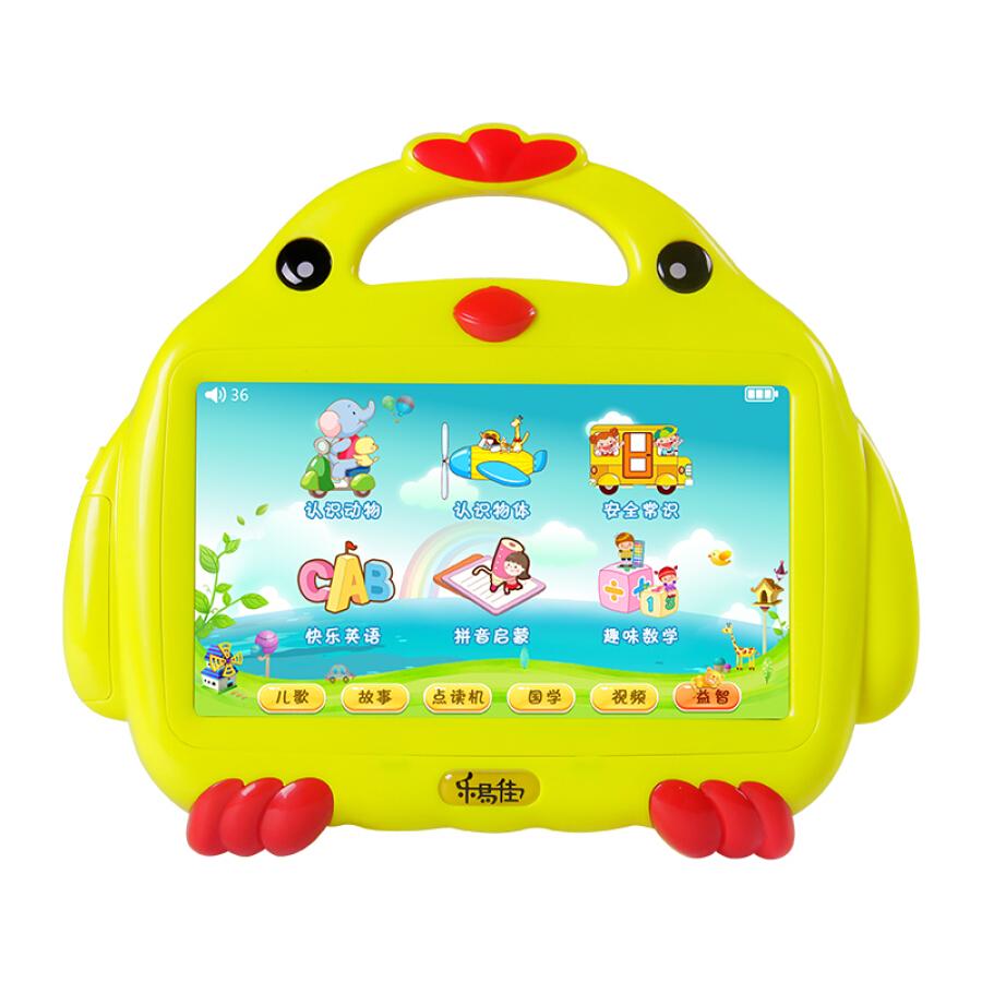 Le Yijia video story machine 0-3-6 early education machine children
