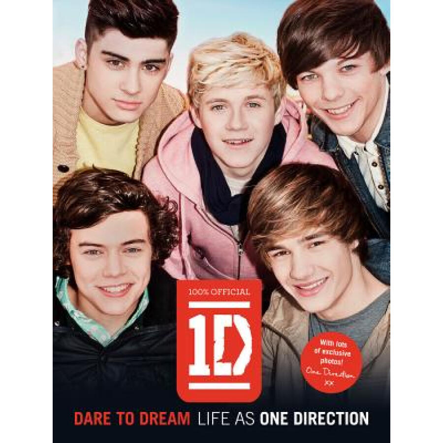 One Direction-Dare to Dream: Life as One Direction - 1233458 , 5388804530028 , 62_5260097 , 1623000 , One-Direction-Dare-to-Dream-Life-as-One-Direction-62_5260097 , tiki.vn , One Direction-Dare to Dream: Life as One Direction