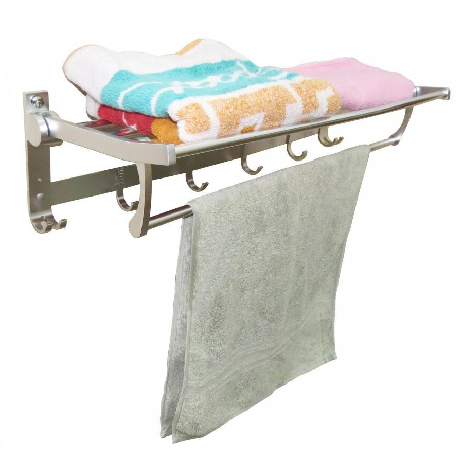 Kệ treo khăn tắm Nhôm đa chức năng Eurolife EL-B9 (Bạc) - 1036911 , 9220035526370 , 62_3105823 , 500000 , Ke-treo-khan-tam-Nhom-da-chuc-nang-Eurolife-EL-B9-Bac-62_3105823 , tiki.vn , Kệ treo khăn tắm Nhôm đa chức năng Eurolife EL-B9 (Bạc)