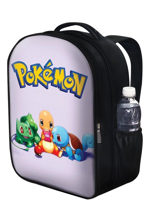 Balo Unisex In Hình Pokemon - BLMA127