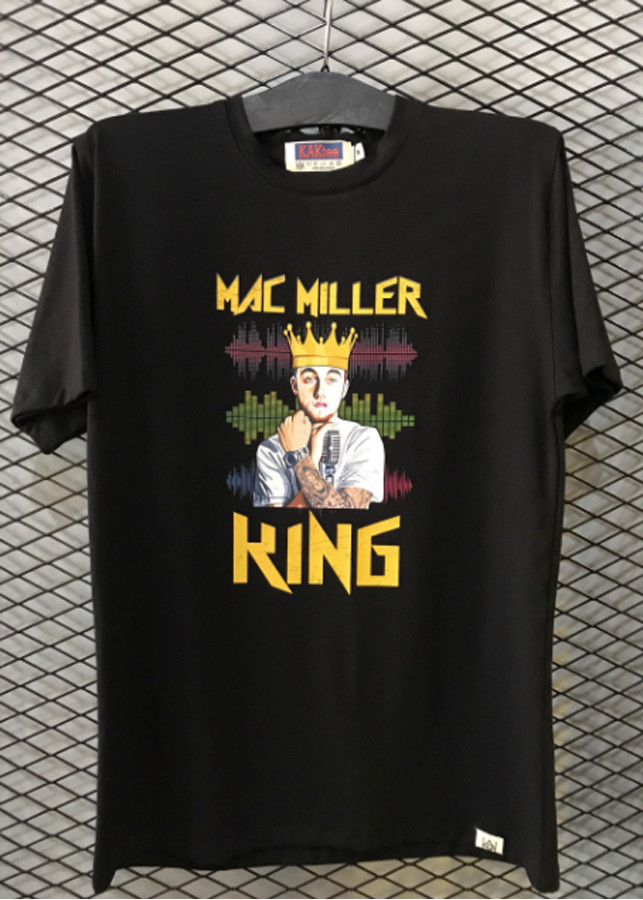 Áo thun Unisex Mac Miller (trắng, đen) - 2325828 , 6197548984535 , 62_14996998 , 349000 , Ao-thun-Unisex-Mac-Miller-trang-den-62_14996998 , tiki.vn , Áo thun Unisex Mac Miller (trắng, đen)