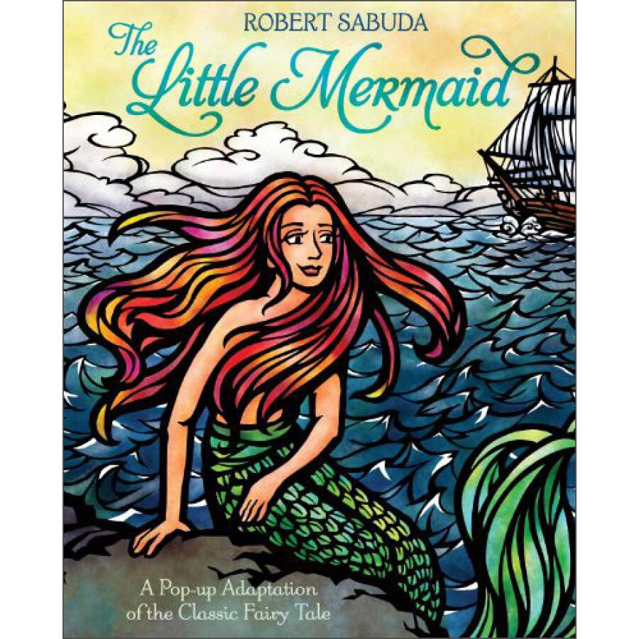The Little Mermaid (Pop-Up Classics) - 1241208 , 5842739711612 , 62_5283389 , 581000 , The-Little-Mermaid-Pop-Up-Classics-62_5283389 , tiki.vn , The Little Mermaid (Pop-Up Classics)