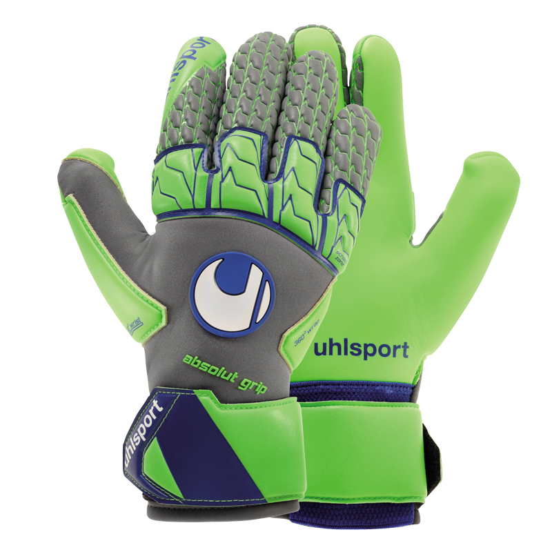 Găng tay Uhlsport TENSIONGREEN ABSOLUTGRIP REFLEX
