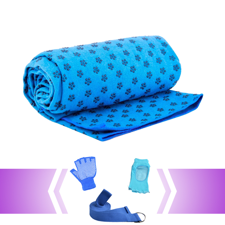 Combo Khăn trải thảm, Vớ tập yoga, Bao tay chống trượt và Dây đai tập yoga Sportslink - 9389518 , 5559463051692 , 62_2432087 , 399000 , Combo-Khan-trai-tham-Vo-tap-yoga-Bao-tay-chong-truot-va-Day-dai-tap-yoga-Sportslink-62_2432087 , tiki.vn , Combo Khăn trải thảm, Vớ tập yoga, Bao tay chống trượt và Dây đai tập yoga Sportslink