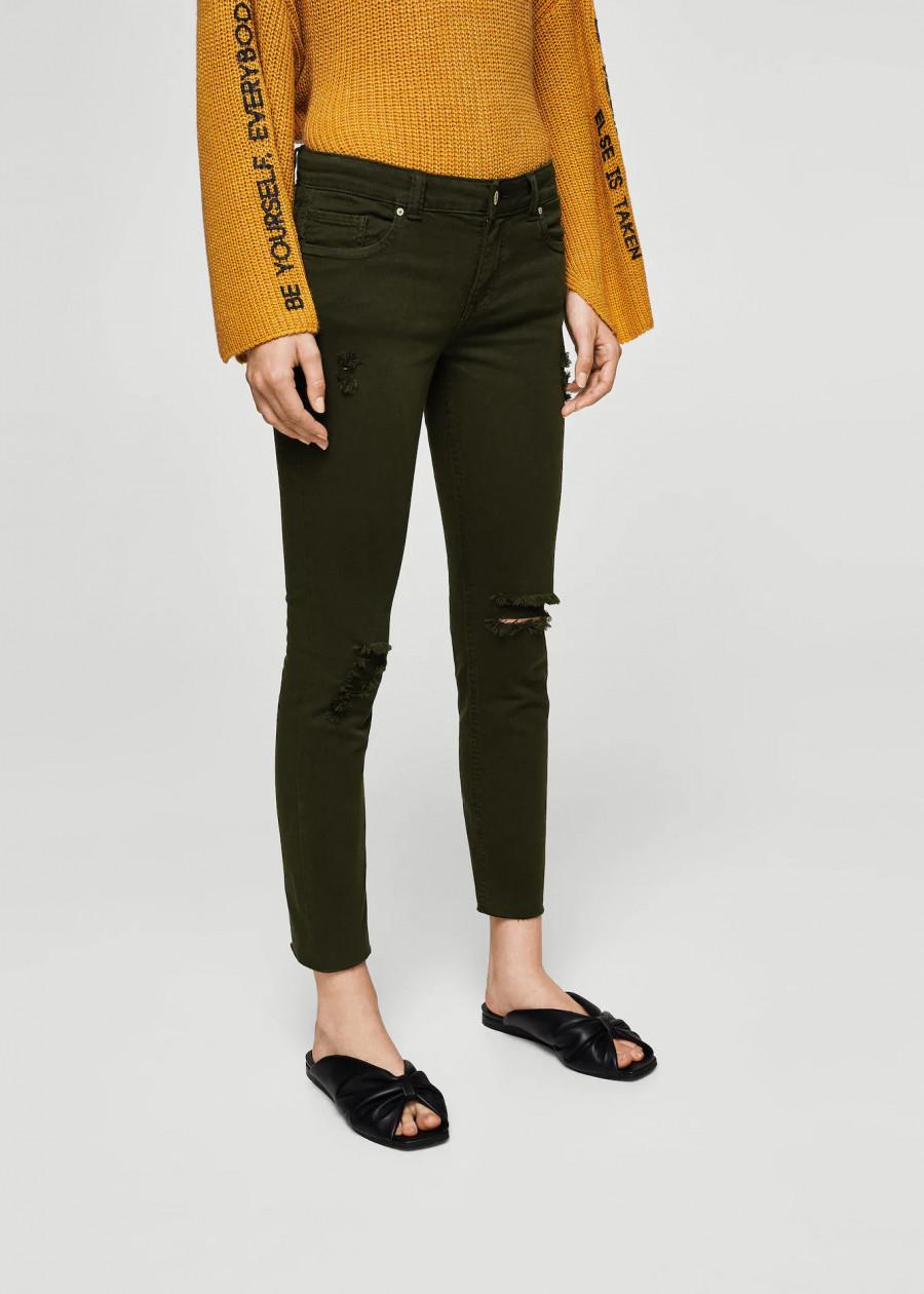 Quần Jeans Nữ Merycol Mango 13015018