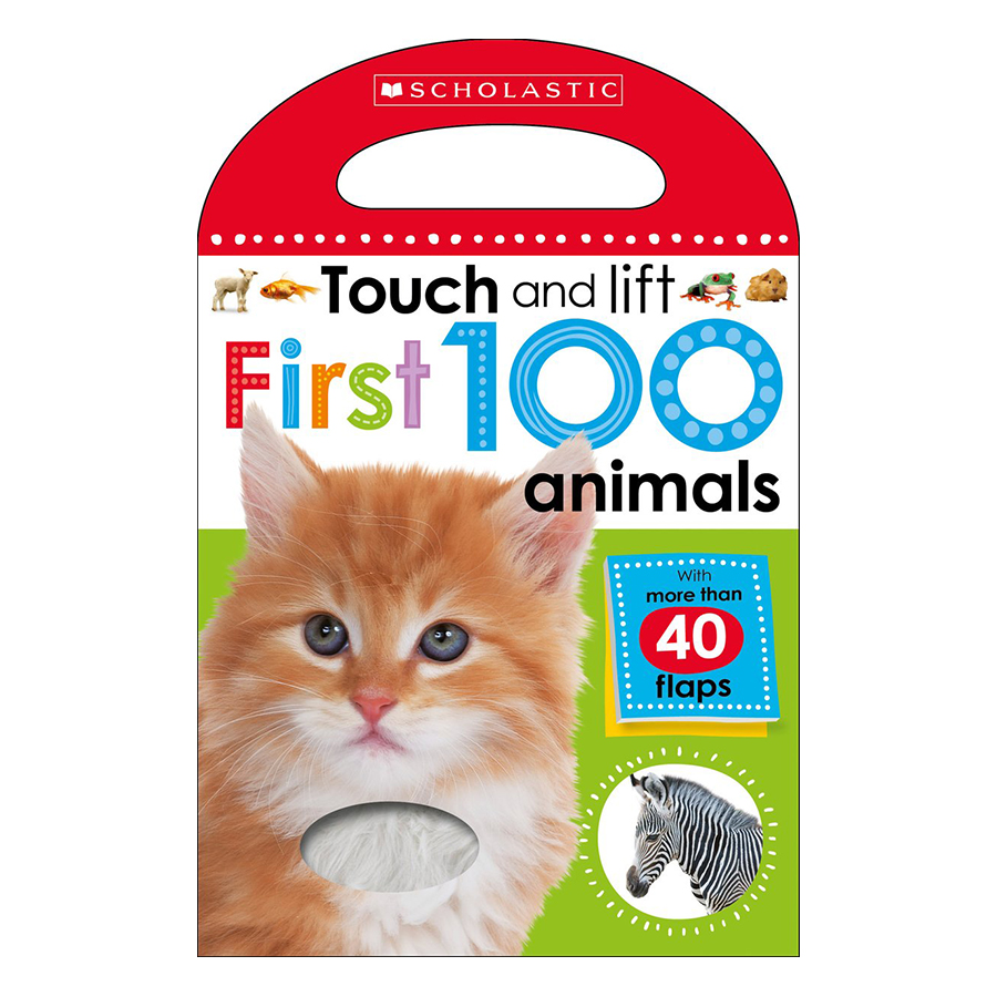 My First 100 Touch And Lift Animals - 1090861 , 9780545903424 , 62_3851829 , 164000 , My-First-100-Touch-And-Lift-Animals-62_3851829 , tiki.vn , My First 100 Touch And Lift Animals