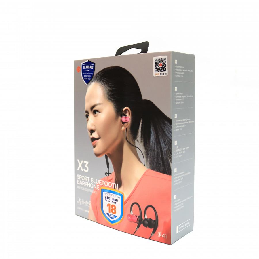 Tai nghe Bluetooth Pisen Sport X3