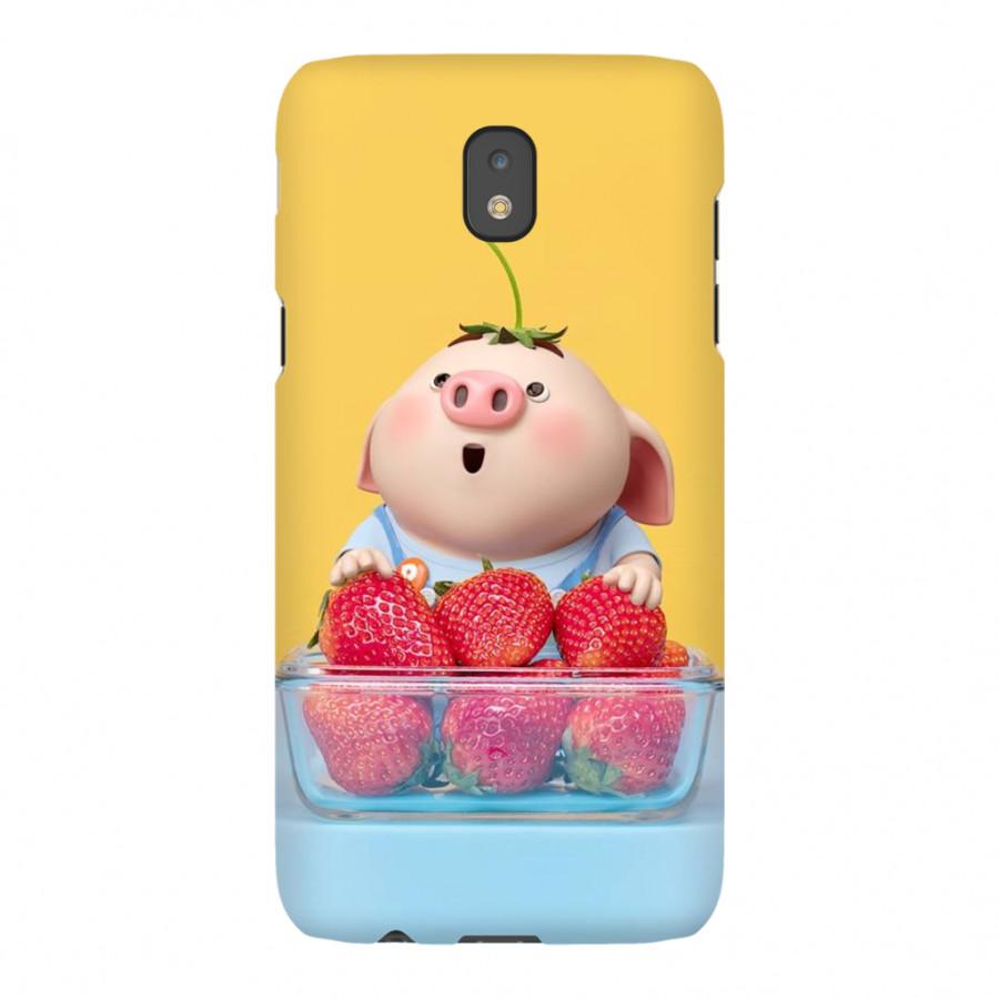 Ốp Lưng Cho Điện Thoại Samsung Galaxy J5 (2017) - Mẫu heocon 21