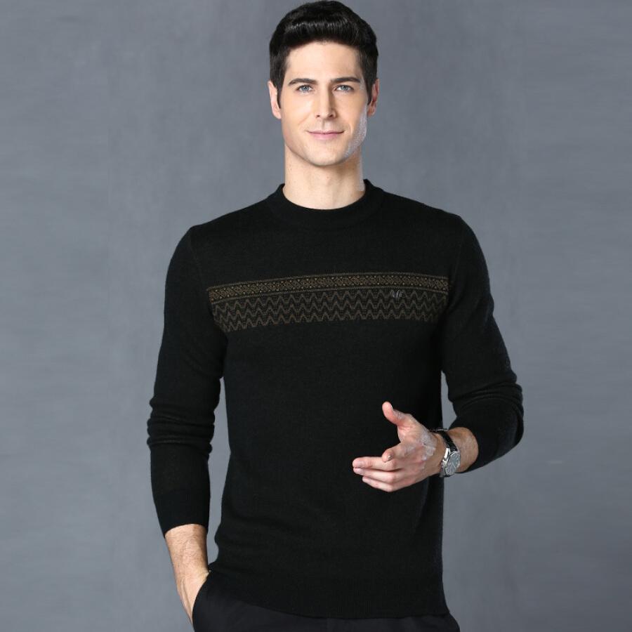 Áo Sweater Trung Niên Hengyuanxiang