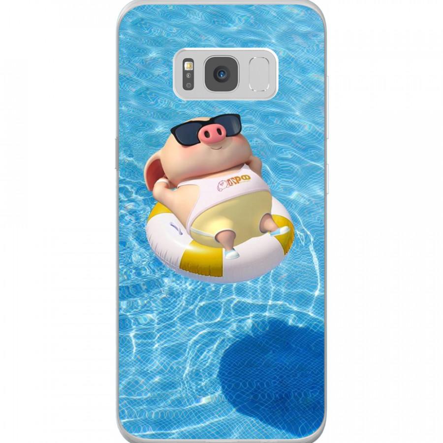Ốp Lưng Cho Điện Thoại Samsung Galaxy S8 Plus - Mẫu aheocon 87