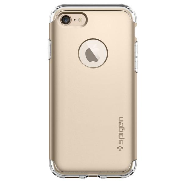Ốp Lưng Dành Cho iPhone 8 / 7 Spigen Hybrid Armor - Vàng Gold