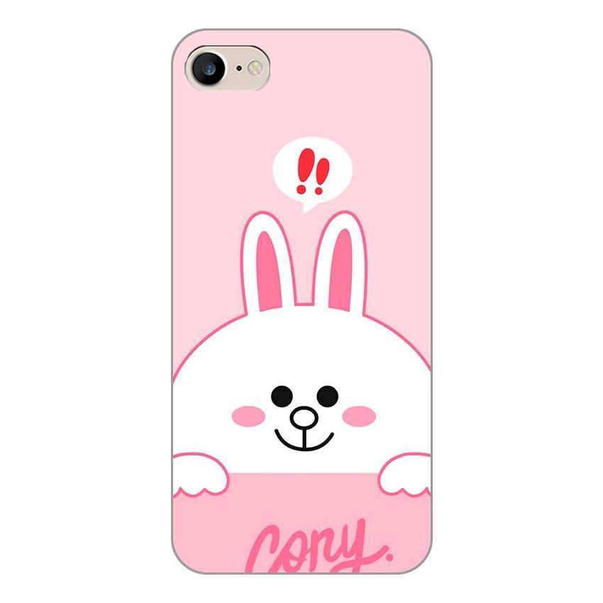 Ốp lưng dẻo cho Apple iPhone 8 _Thỏ Cony