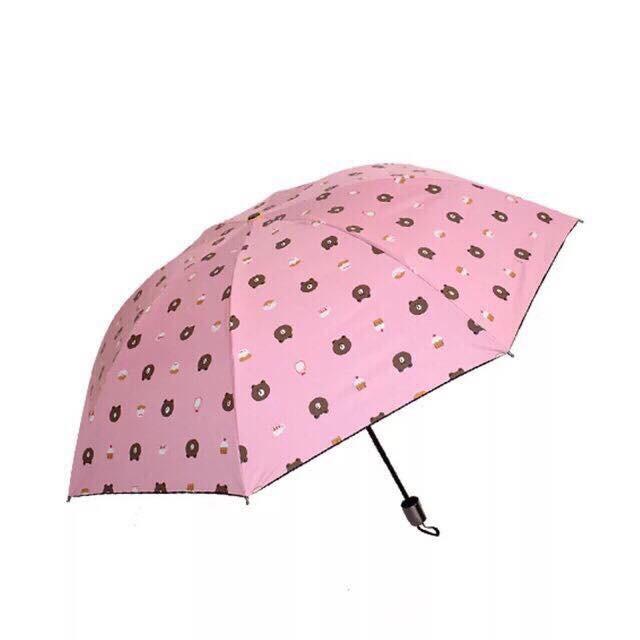 Ô dù đi mưa gấp gọn hình gấu Brown - 794518 , 8915768978947 , 62_9696585 , 150000 , O-du-di-mua-gap-gon-hinh-gau-Brown-62_9696585 , tiki.vn , Ô dù đi mưa gấp gọn hình gấu Brown