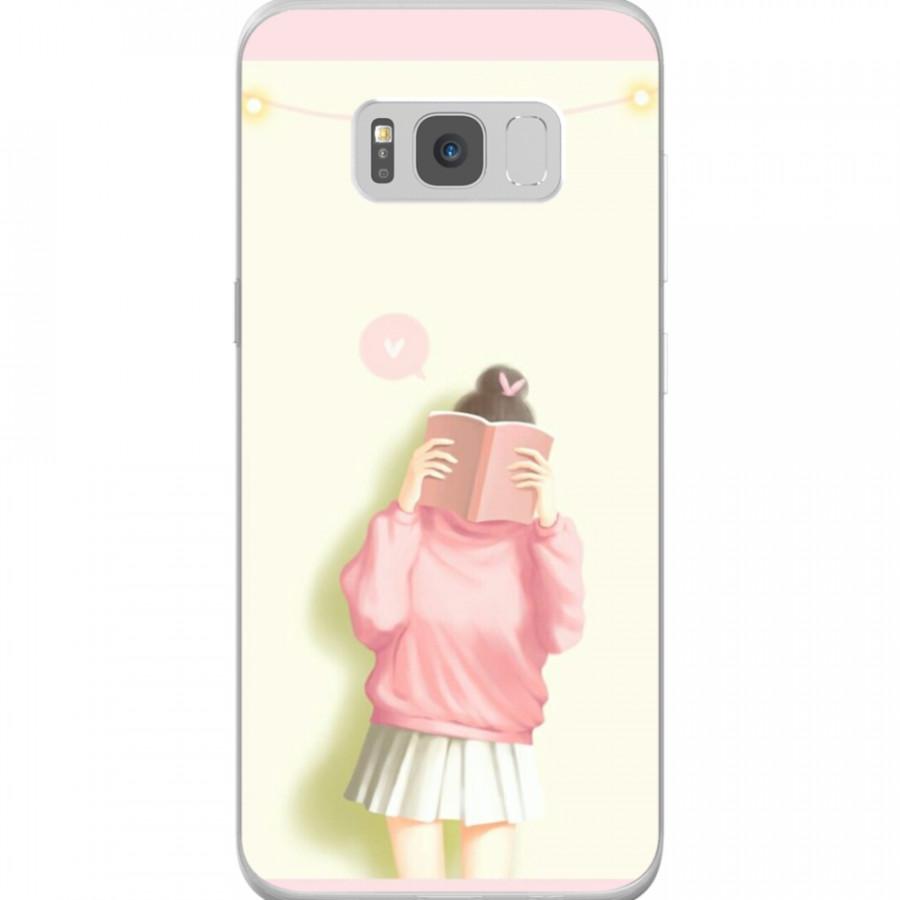 Ốp Lưng Cho Điện Thoại Samsung Galaxy S8 - Mẫu 409