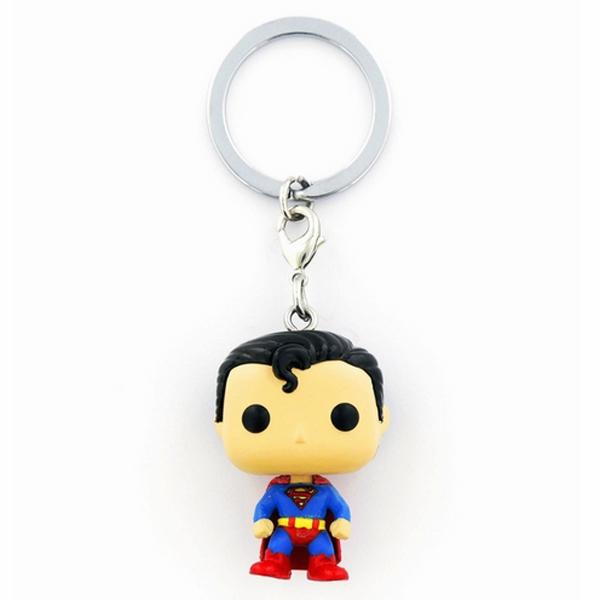 Móc Khóa Siêu Anh Hùng Superman