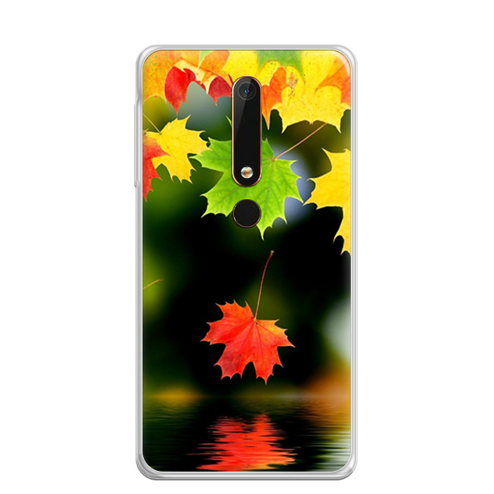 Ốp Lưng Dẻo Cho Điện Thoại Nokia 6 2018 - 0249 SACTHU