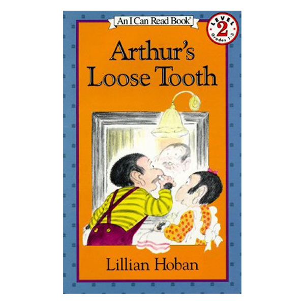 Arthurs Loose Tooth (I Can Read Level 2)