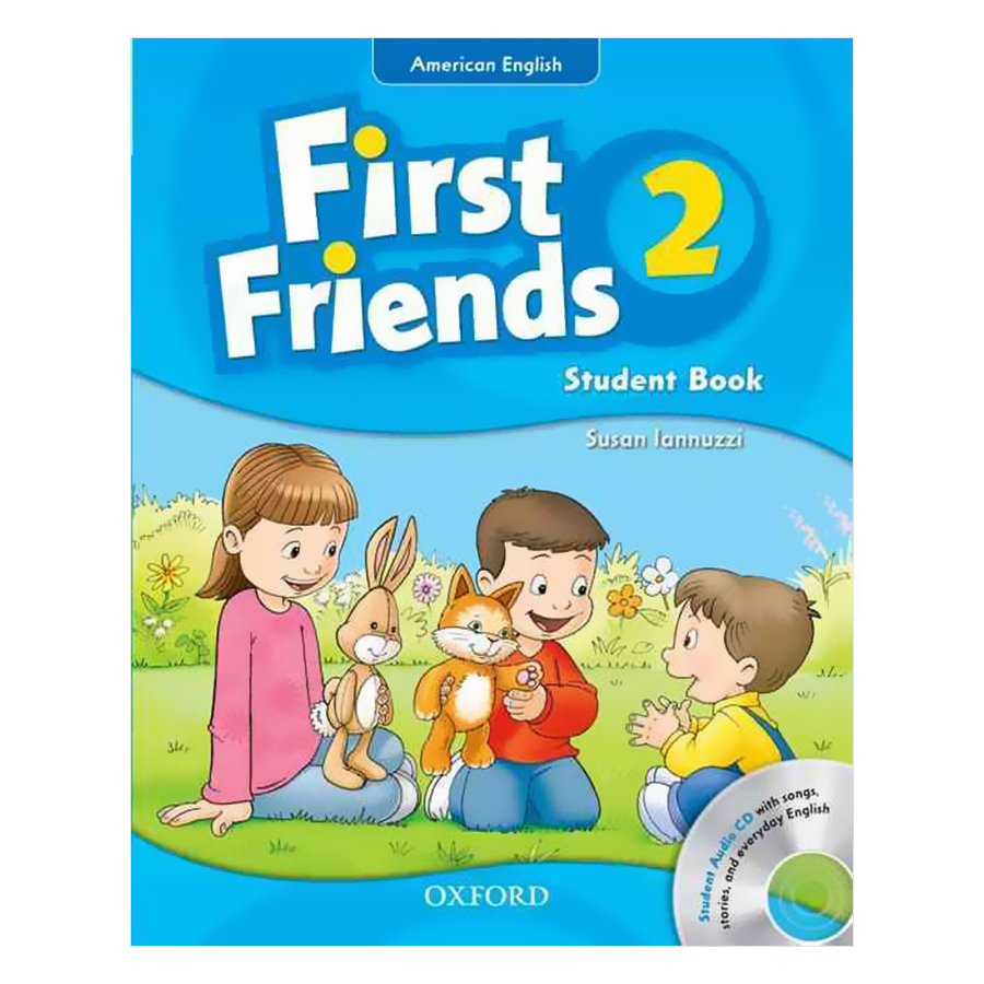 First Friends (Ame) 2 Student