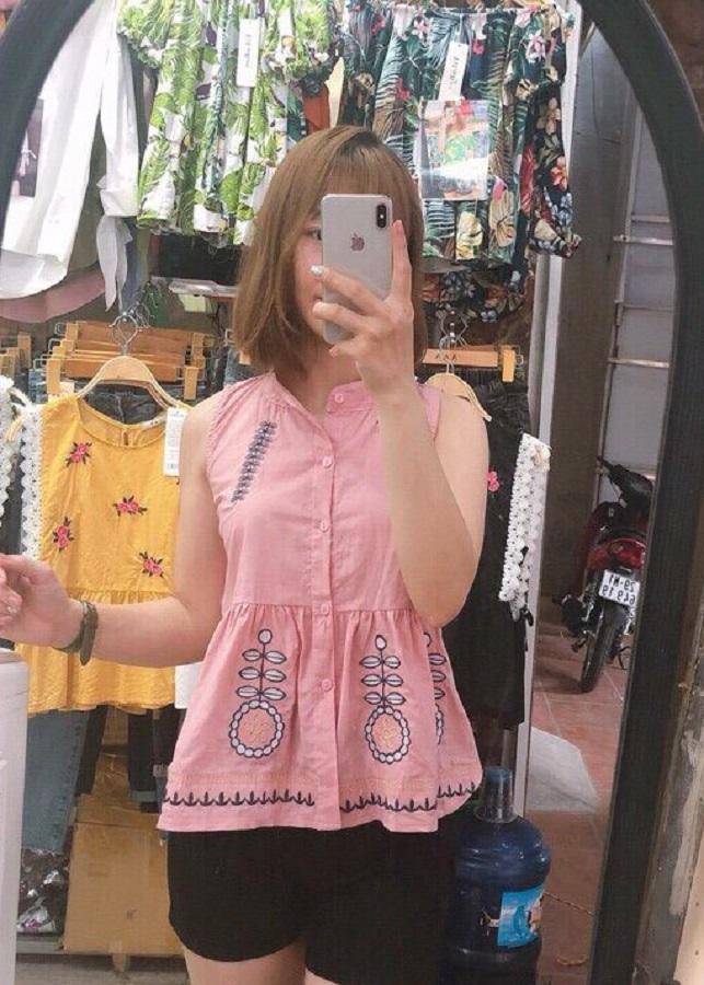Áo Kiểu Nữ Free Size