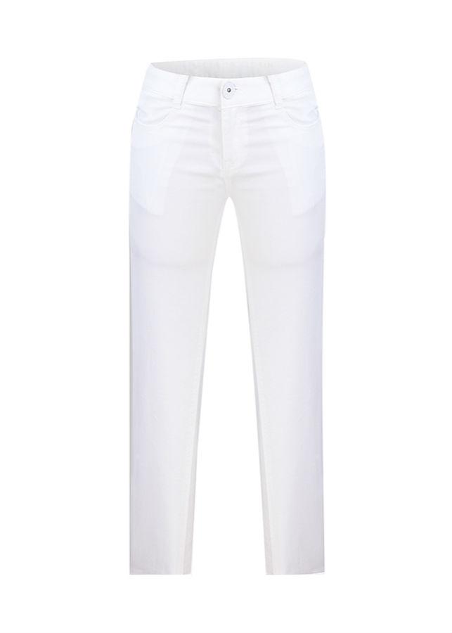 Quần Jeans Nữ Orange Factory Equid UEP9L348 WSW - Trắng
