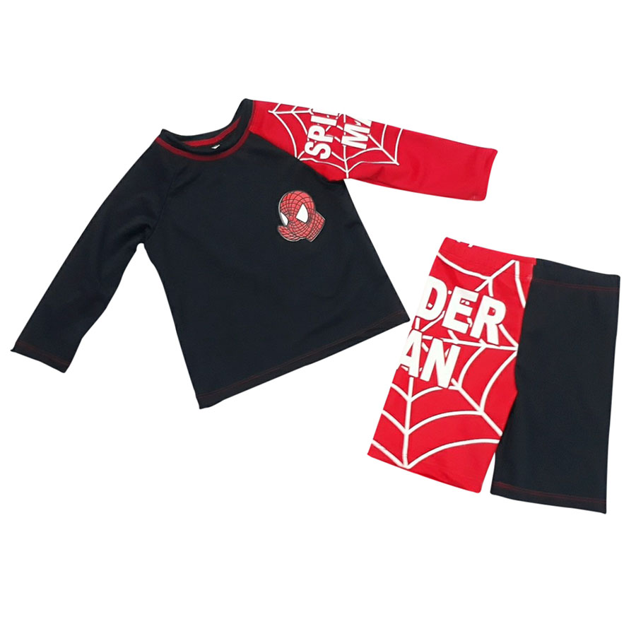 Bộ Đồ Bơi Tay Dài Bé Trai Spiderman BONCHOP BOIBT-115130 - 2120020 , 3694733352108 , 62_13459092 , 299000 , Bo-Do-Boi-Tay-Dai-Be-Trai-Spiderman-BONCHOP-BOIBT-115130-62_13459092 , tiki.vn , Bộ Đồ Bơi Tay Dài Bé Trai Spiderman BONCHOP BOIBT-115130