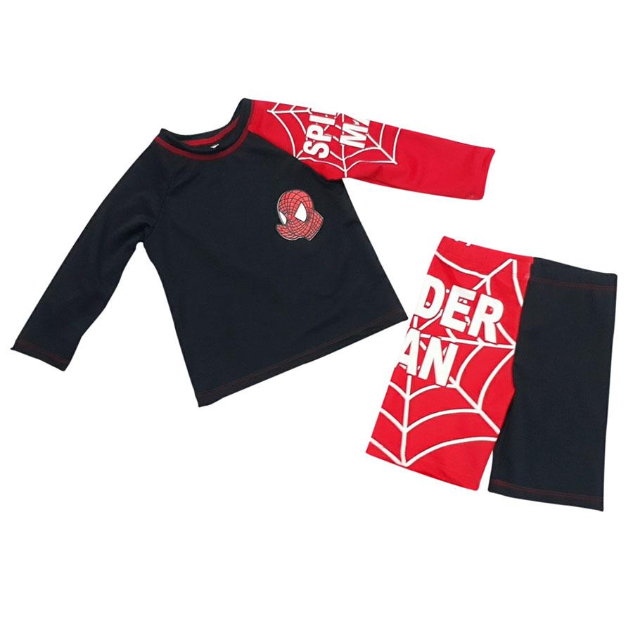 Bộ Đồ Bơi Tay Dài Bé Trai Spiderman BONCHOP BOIBT-115130 - 2120016 , 6584576800881 , 62_13459084 , 299000 , Bo-Do-Boi-Tay-Dai-Be-Trai-Spiderman-BONCHOP-BOIBT-115130-62_13459084 , tiki.vn , Bộ Đồ Bơi Tay Dài Bé Trai Spiderman BONCHOP BOIBT-115130