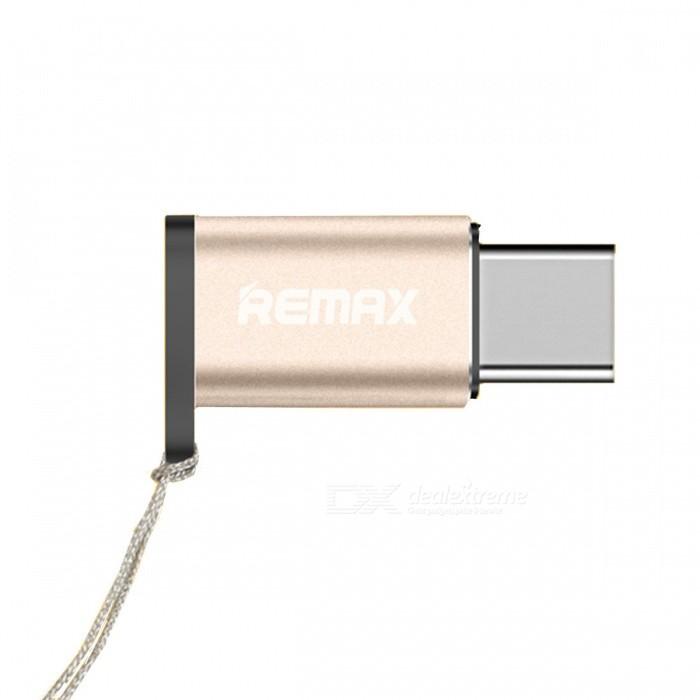 Đầu chuyển đổi từ Micro USB sang USB type C Remax RA-USB1 - 766744 , 5133264985075 , 62_9837204 , 95000 , Dau-chuyen-doi-tu-Micro-USB-sang-USB-type-C-Remax-RA-USB1-62_9837204 , tiki.vn , Đầu chuyển đổi từ Micro USB sang USB type C Remax RA-USB1