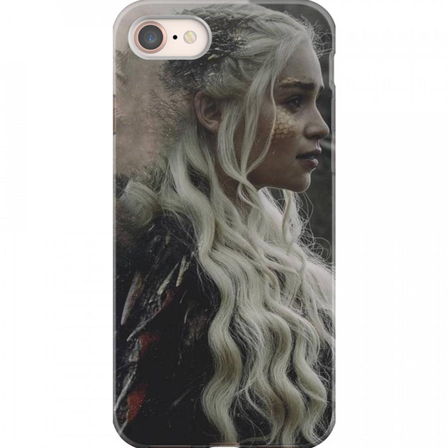 Ốp Lưng Cho Điện Thoại iPhone 7 Game Of Thrones - Mẫu 346