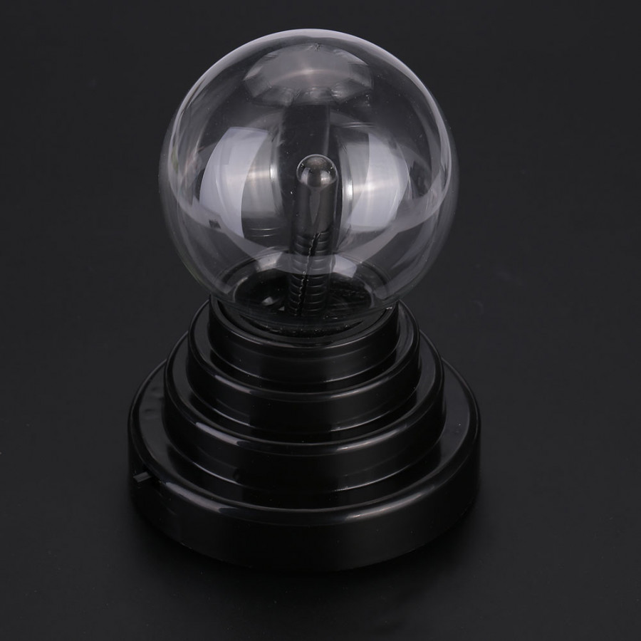 Novelty USB Ion Plasma Sphere Lamp Lightning Lamp Glass Ball Party Decoration