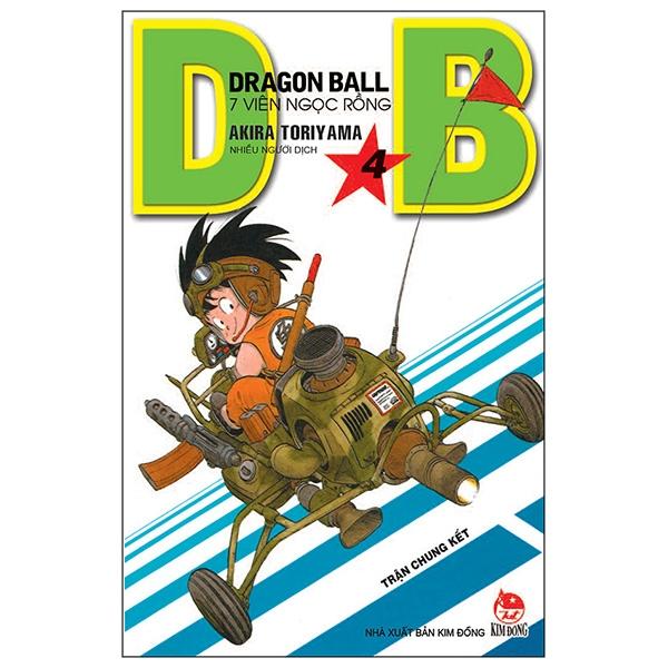 Dragon Ball - 7 Viên Ngọc Rồng Tập 4: Trận Chung Kết (Tái Bản 2019)