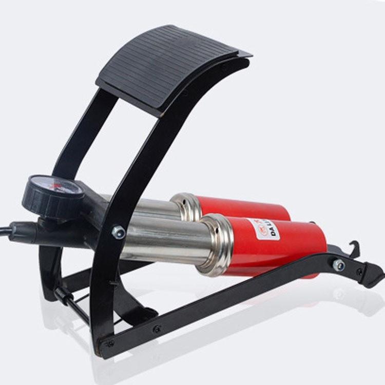 Bơm hơi đạp chân xe máy ô tô chuyên dụng đa năng 2 pitton Đỏ - 1193575 , 8936199760208 , 62_4975639 , 350000 , Bom-hoi-dap-chan-xe-may-o-to-chuyen-dung-da-nang-2-pitton-Do-62_4975639 , tiki.vn , Bơm hơi đạp chân xe máy ô tô chuyên dụng đa năng 2 pitton Đỏ