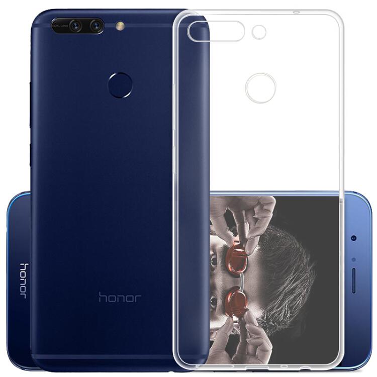 Ốp Lưng Trong Suốt Cho Huawei Honor V9 Koolife