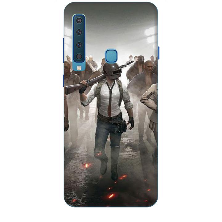 Ốp lưng dành cho điện thoại  SAMSUNG GALAXY A9 2018 hình PUBG Mẫu 09