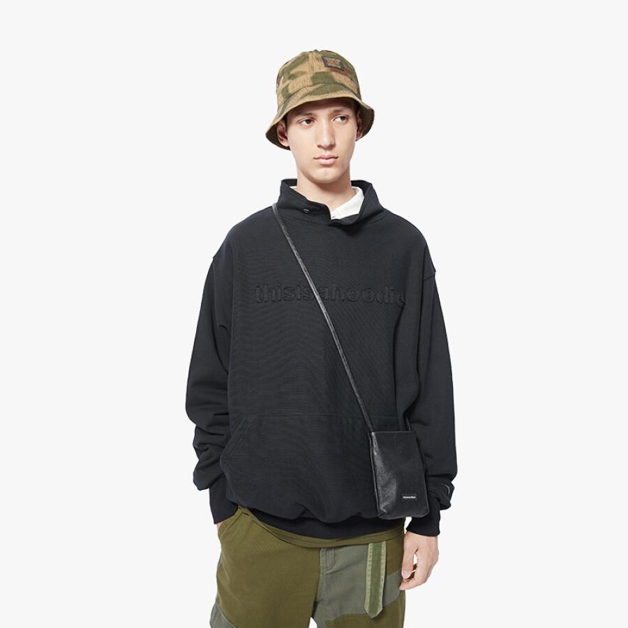 Áo Sweater Oversize Nam Wei Xiu WD1900183