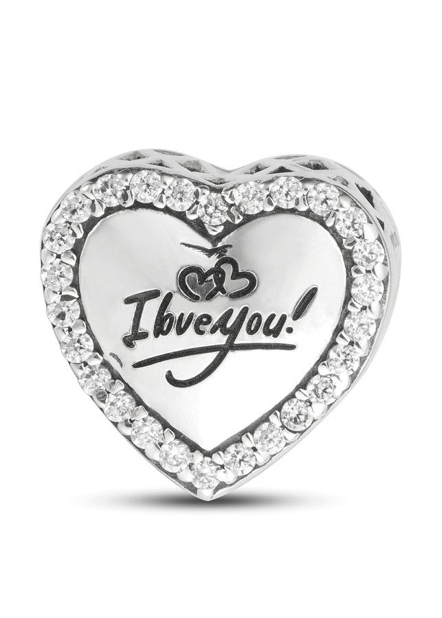 Hạt charm DIY PNJSilver hình trái tim khắc chữ I Love You đính hạt XMXMK060101-BO - 9456823 , 3401988022614 , 62_2466029 , 370000 , Hat-charm-DIY-PNJSilver-hinh-trai-tim-khac-chu-I-Love-You-dinh-hat-XMXMK060101-BO-62_2466029 , tiki.vn , Hạt charm DIY PNJSilver hình trái tim khắc chữ I Love You đính hạt XMXMK060101-BO