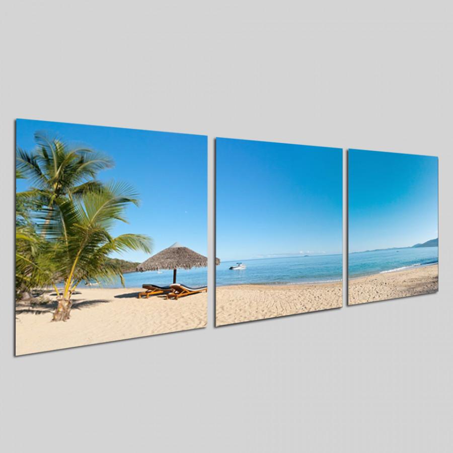 Bộ tranh 3 tấm phong cảnh biển tuyệt đẹp - tranh gỗ treo tường - dạng hình vuông từng tấm - 2148296 , 1878922974094 , 62_13698640 , 1300000 , Bo-tranh-3-tam-phong-canh-bien-tuyet-dep-tranh-go-treo-tuong-dang-hinh-vuong-tung-tam-62_13698640 , tiki.vn , Bộ tranh 3 tấm phong cảnh biển tuyệt đẹp - tranh gỗ treo tường - dạng hình vuông từng tấm