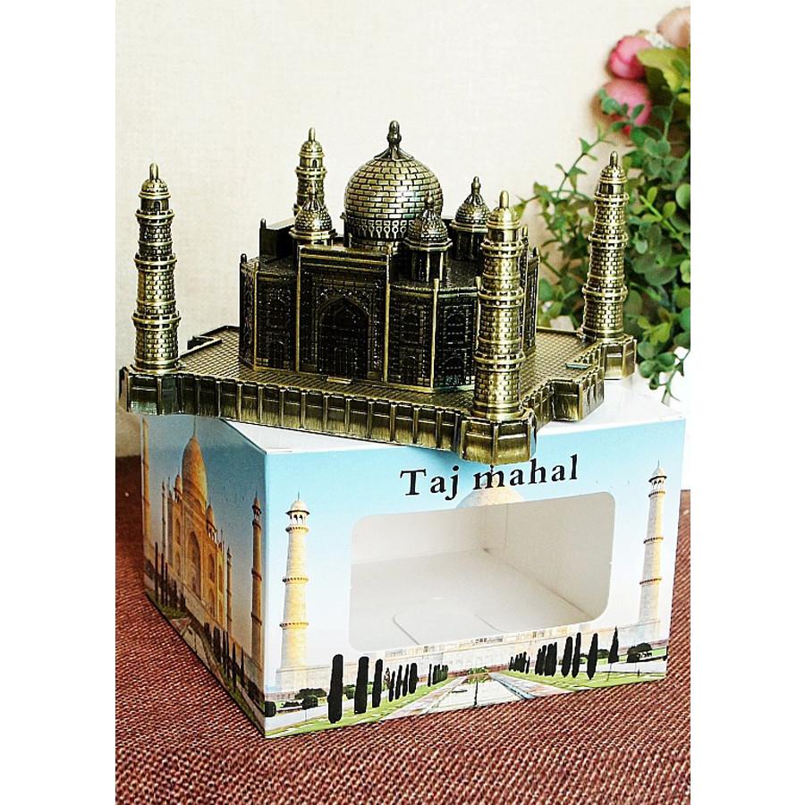 Mô hình lăng mộ Taj Mahah cao 7 cm (màu vàng rêu) - 1756670 , 1469175528488 , 62_12341236 , 534000 , Mo-hinh-lang-mo-Taj-Mahah-cao-7-cm-mau-vang-reu-62_12341236 , tiki.vn , Mô hình lăng mộ Taj Mahah cao 7 cm (màu vàng rêu)