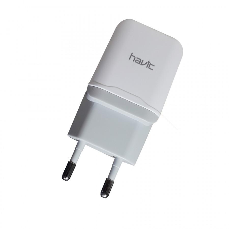 Chính Hãng- Cốc Sạc Nhanh 2 Cổng USB Havit  HV-H112