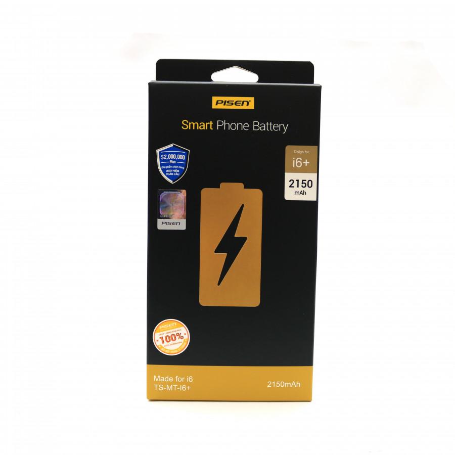 Pin IPhone 6+ Pisen Dung Lượng Cao  - Chính Hãng