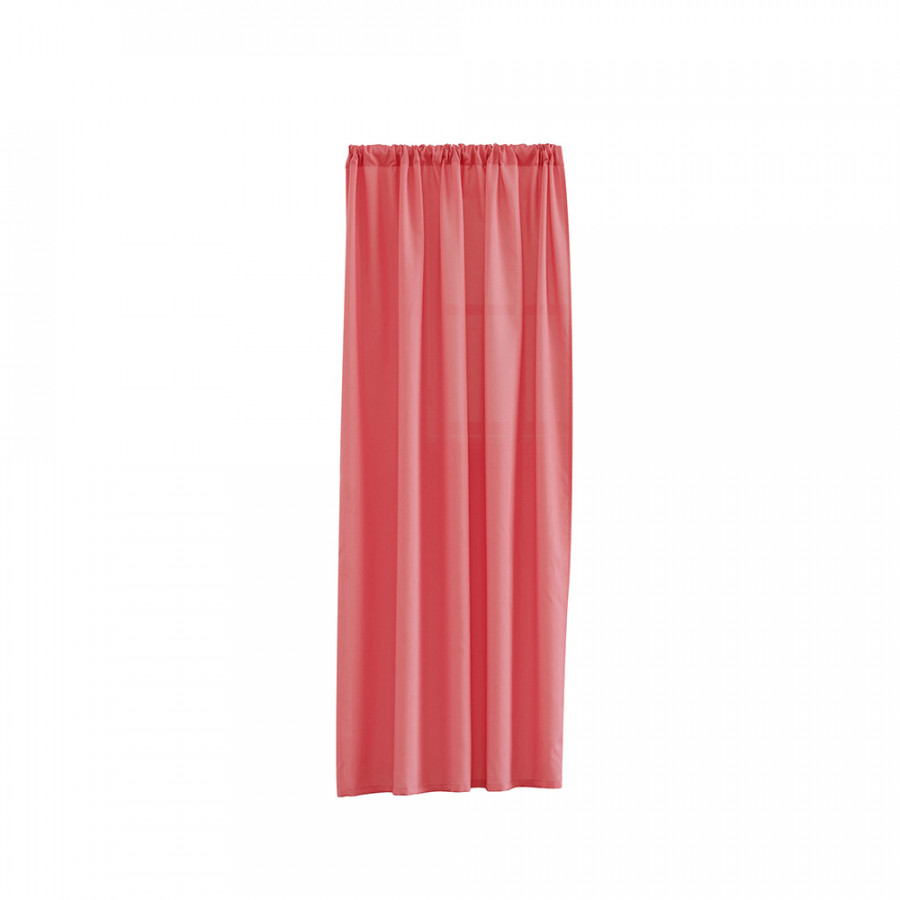 Window Curtain Modern Striped Sheer Curtain Vertical Window Screening Window Rod Pocket Curtain Panel for Living Room