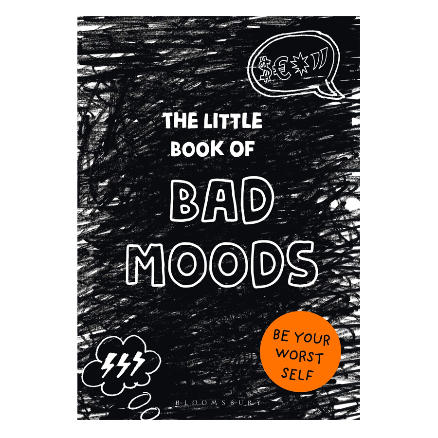 The Little Book of Bad Moods - 1446439 , 8366796092455 , 62_7695685 , 198000 , The-Little-Book-of-Bad-Moods-62_7695685 , tiki.vn , The Little Book of Bad Moods