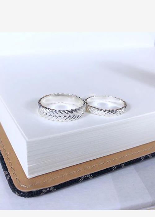 Nhẫn đôi bạc cao cấp NS130 - 16657664 , 3206722187464 , 62_28371844 , 700000 , Nhan-doi-bac-cao-cap-NS130-62_28371844 , tiki.vn , Nhẫn đôi bạc cao cấp NS130