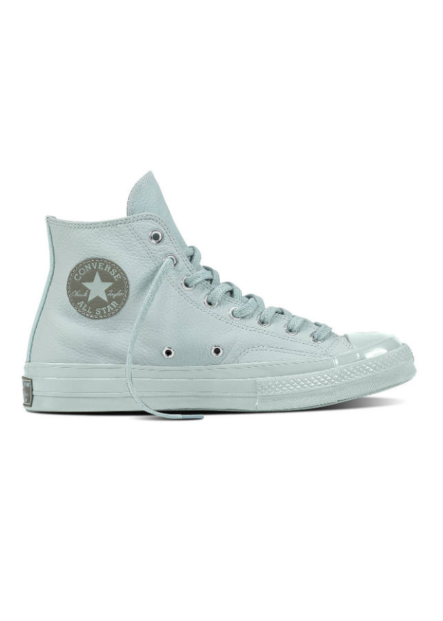 Giày Sneaker Unisex Converse Chuck Taylor All Star 1970s Block Pastel Leather High Top Dried Bamboo