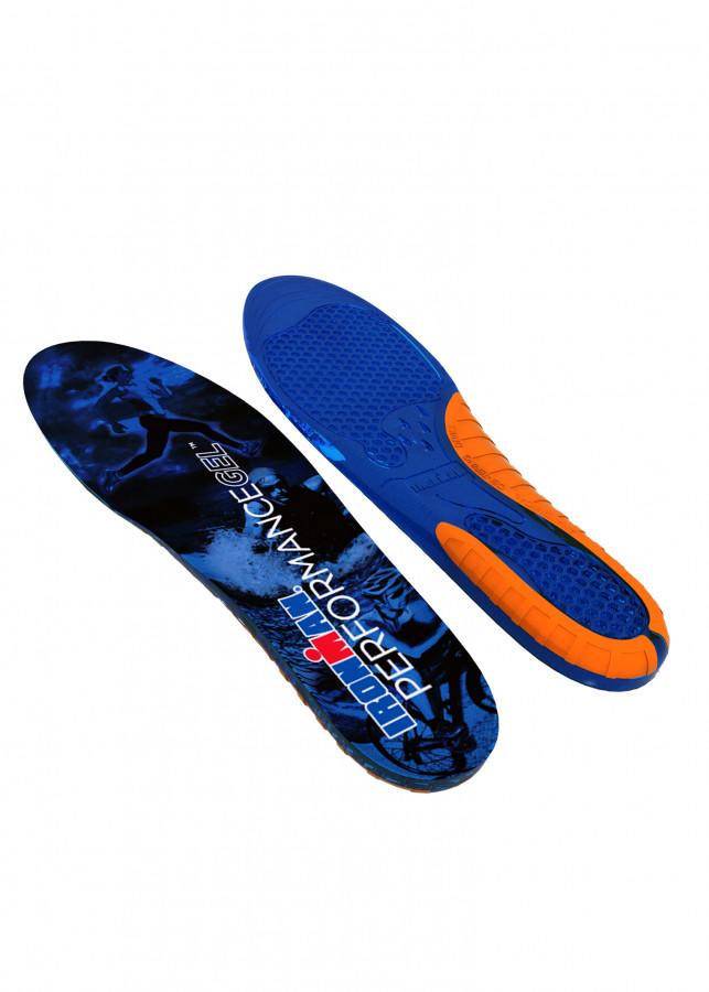 Lót giày thể thao giảm shock tốt Spenco Ironman Gel 39-735