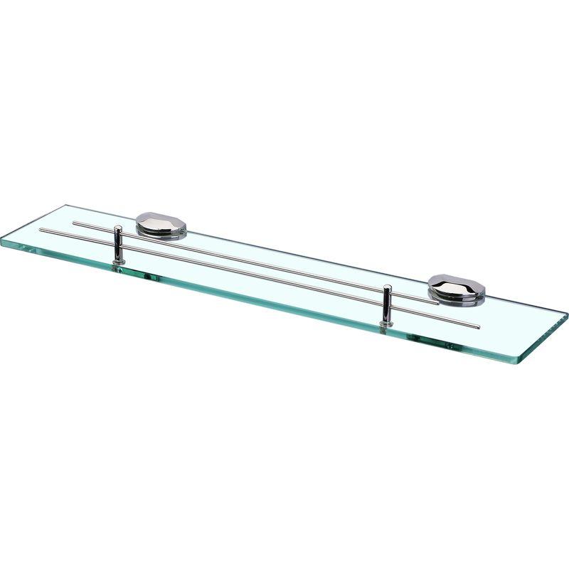 Kệ kính phòng tắm - BN700 (INOX 304  Kính Cường Lực 8 Ly)